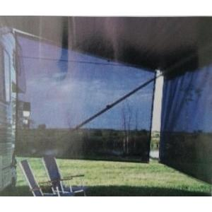 Shademesh End Screen Caeavan 2.3 m (7') Image